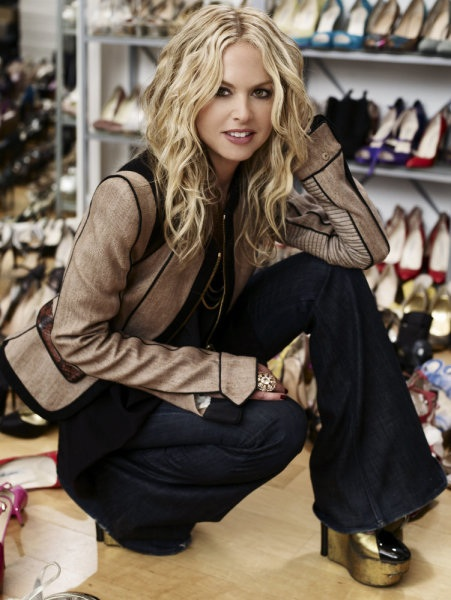 THE RACHEL ZOE PROJECT -- Pictured: Rachel Zoe -- Bravo Photo: Andrew Durham