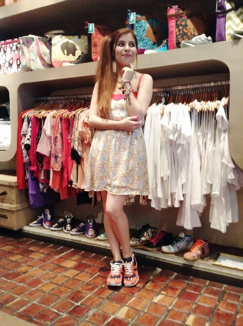 summer-dress-colorful-sneakers-teen-fashion-2015