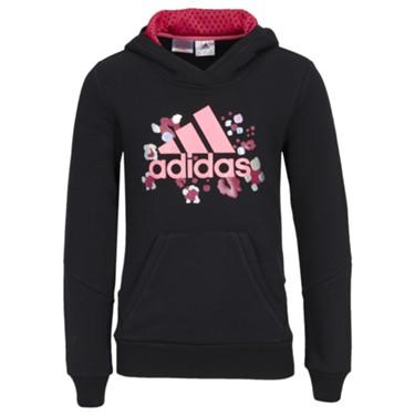 Adidas YG W D HOODIE jersey deportivo para chica