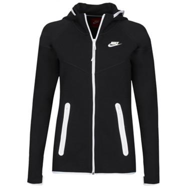 Nike tech fleece fz hoodie jerseys deportivos para mujer