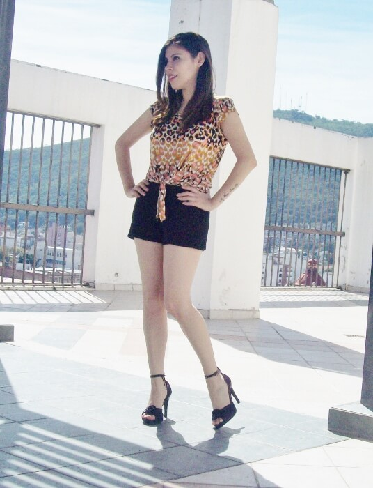 leopard-print-streetstyle-shorts-summer2015-highheeled-sandals14