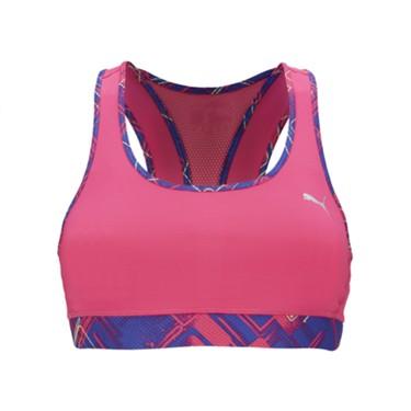 puma gym licious bra top de aerobic para mujer