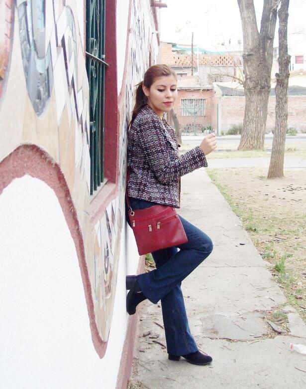 flare-pants-tweed-jacket-fall-winter2015-streetstyle14