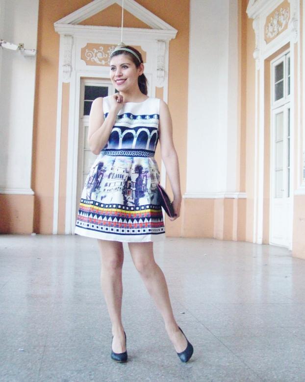 newdress-landscape-printed-fit-and-flare-dress-black-clutch-deborah-ferrero-blog-editorial01