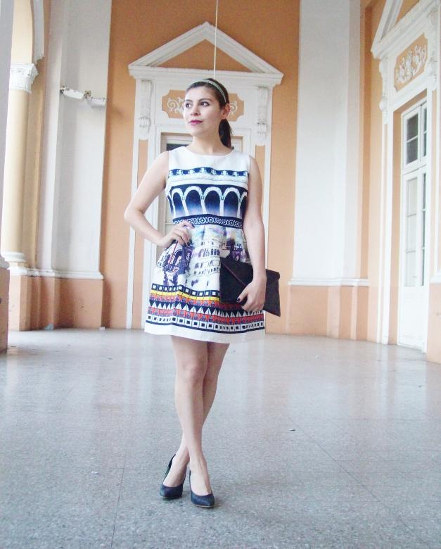newdress-landscape-printed-fit-and-flare-dress-black-clutch-deborah-ferrero-blog-editorial05