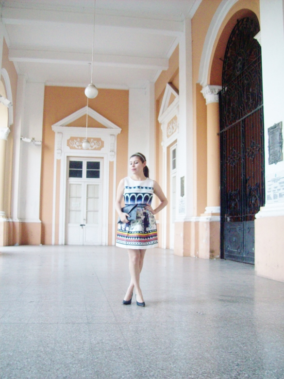newdress-landscape-printed-fit-and-flare-dress-black-clutch-deborah-ferrero-blog-editorial20