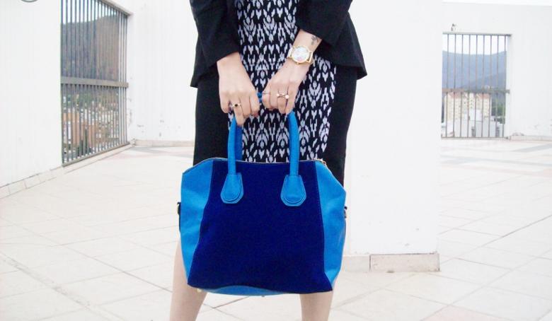 rosegal-cobalt-tote-bag-floral-watch-patterned-pencil-skirt-pr-friendly-fashion-blogger-stylebydeb-deborah-ferrero-streetstyle07