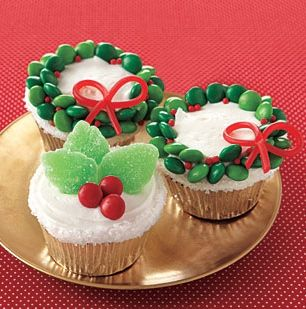 08 - nicely decorated cupcakes - cute food for kids