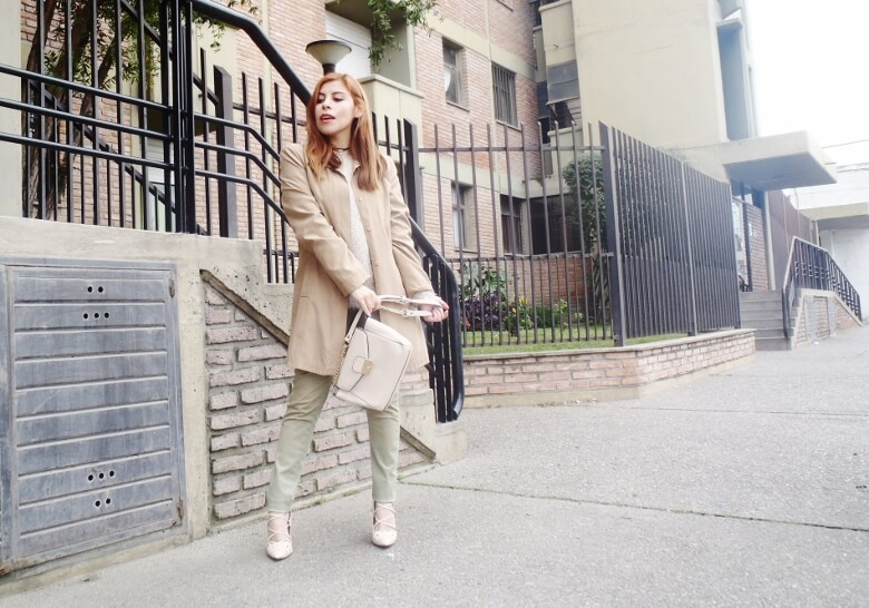 camel-coat-nude-shoes-kakhi-pants-blush sweater zaful hollow out pumps deborah ferrero streetstyle style by deb fall winter trends 2016 neutral outfit 13