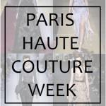 PARIS HAUTE COUTURE WEEK – FALL 2016