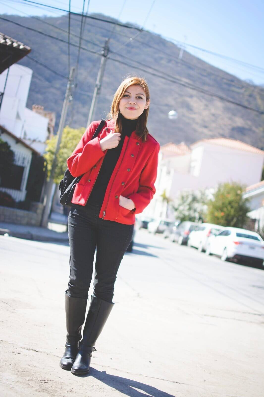 red-military-jacekt-black-leather-riding-boots-fall-2016-trends-style-by-deb-deborah-ferrero07