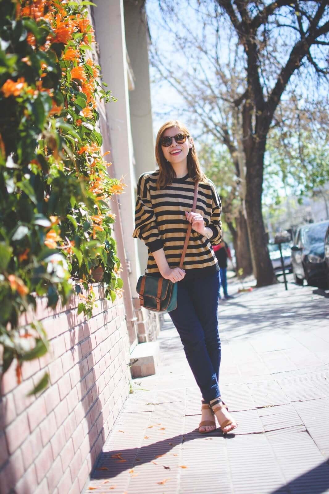 sammydress-block-heel-sandals-leopard-frame-light-brown-sammydress-sunglasses-deborah-ferrero-style-by-deb-streetstyle-salta-striped-sweater-fall2016-trends07