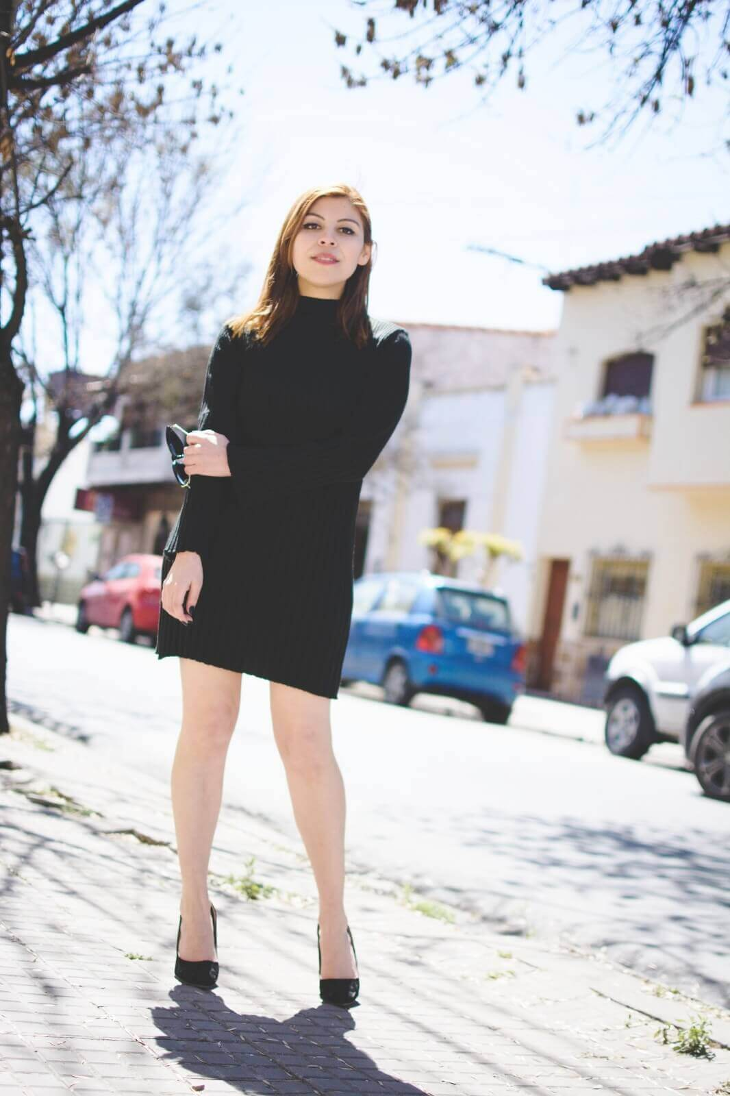 white-fluffy-coat-newchic-fall-little-black-dress-zaful-shoes-gamiss-sunglasses-deborah-ferrero-style-by-deb04