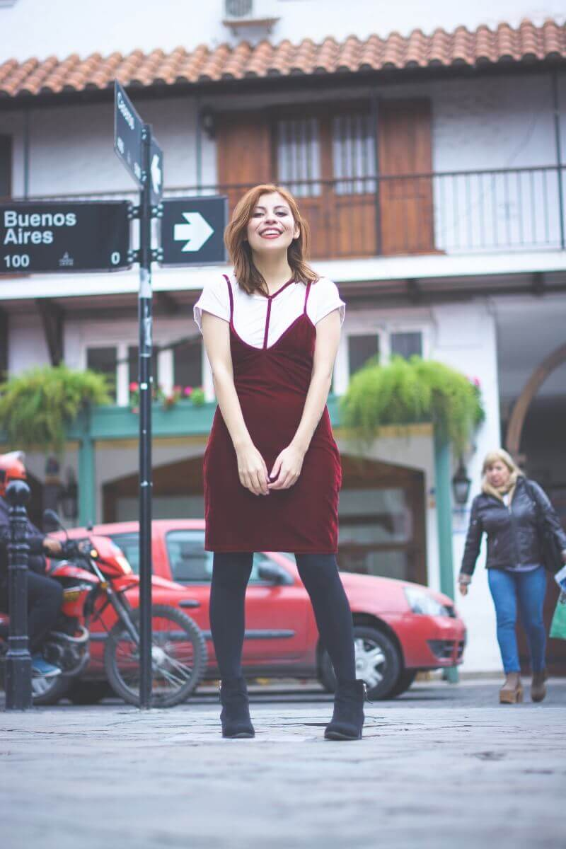 burgundy slip dress lightinthebox review