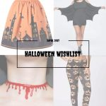 ZAFUL HALLOWEEN 2017 WISHLIST