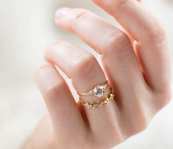 how to care for your diamond rings - How Do Wedding Rings Work