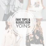 YOINS WISHLIST: MY FAVE TOPS & BLOUSES
