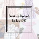 5 ZAFUL SUMMER DRESSES UNDER $10!