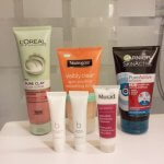 THE BATTLE OF SCRUBS: L'OREAL, GARNIER, MURAD, BAMFORD & NEUTROGENA