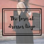 FORMAL AND SEMI FORMAL DRESS – WHAT'S THE DIFFERENCE?