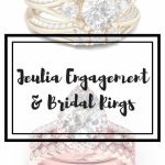 JEULIA STERLING SILVER WEDDING SETS FOR WOMEN