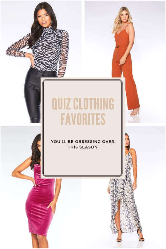 0162383b756d QUIZ CLOTHING FAVORITES YOU LL BE OBSESSING OVER THIS SEASON -