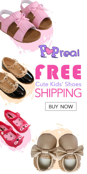 Popreal Cute Baby Girl Shoes Sale