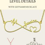PERSONALIZE YOUR JEWELRY WITH NEXT LEVEL DETAILS