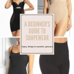 A BEGINNER'S GUIDE TO SHAPEWEAR (PLUS GLOSSARY!)