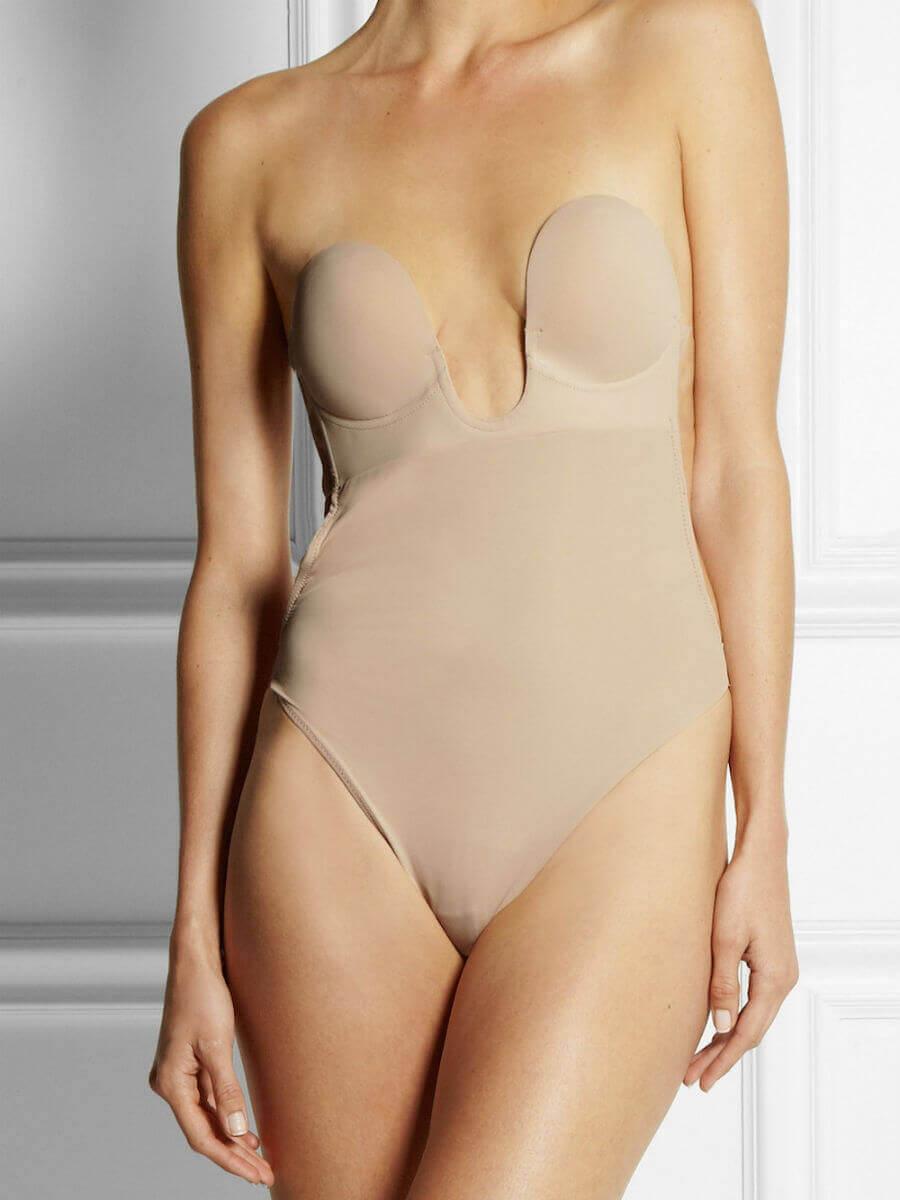 deep plunge bodysuit