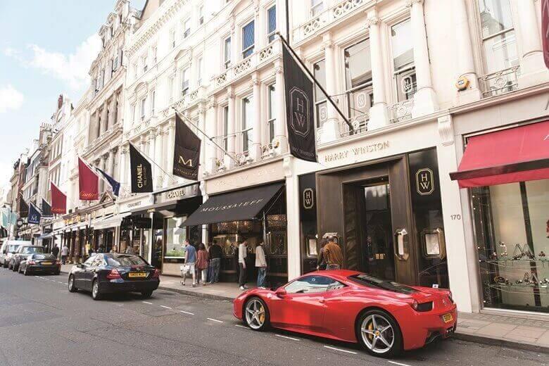 bond street london