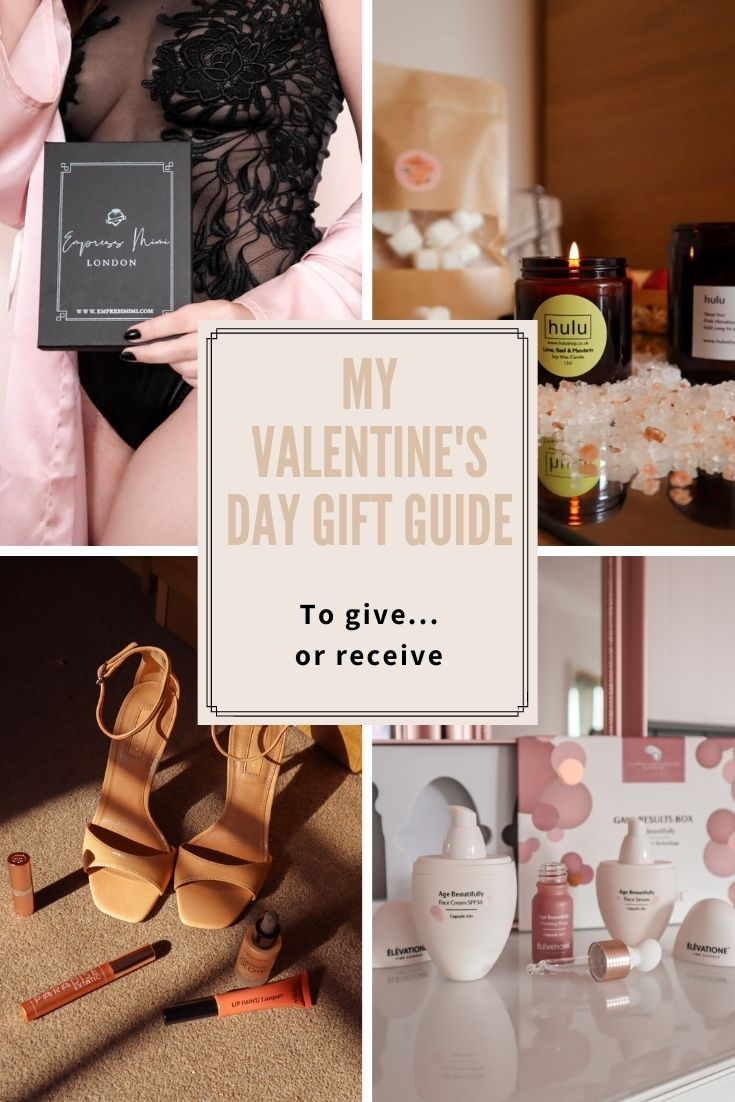 My valentine's day gift guide style by deb vday gift ideas