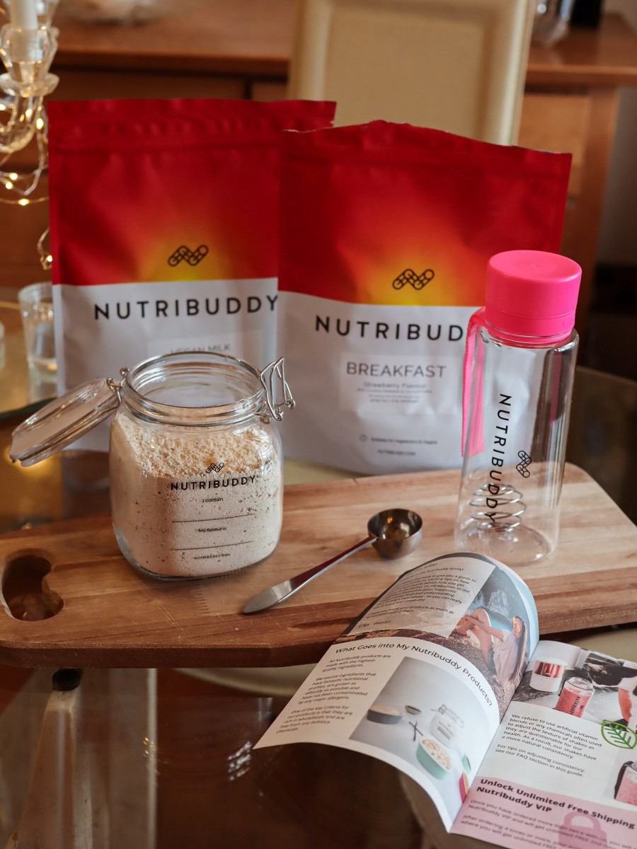 nutribuddy breakfast bundle review