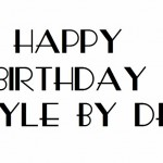 ONE YEAR OF STYLE BY DEB!!!