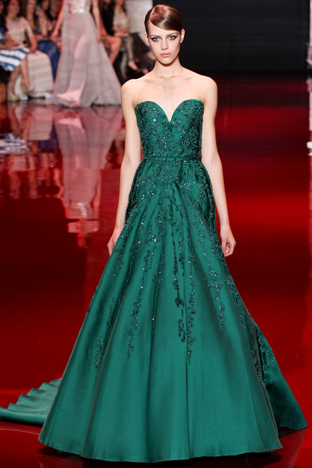 Elie Saab Couture Fall 2013 - 27