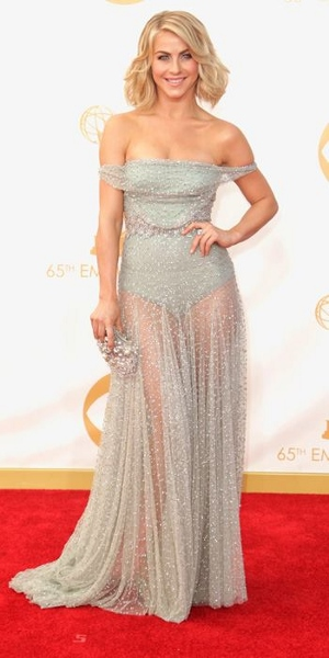 Julianne Hough - Jenny Packham (300x600)