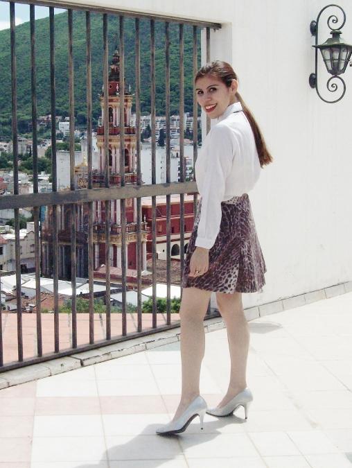 animal-print-skater-skirt-white-shirt-streetstyle-girly11