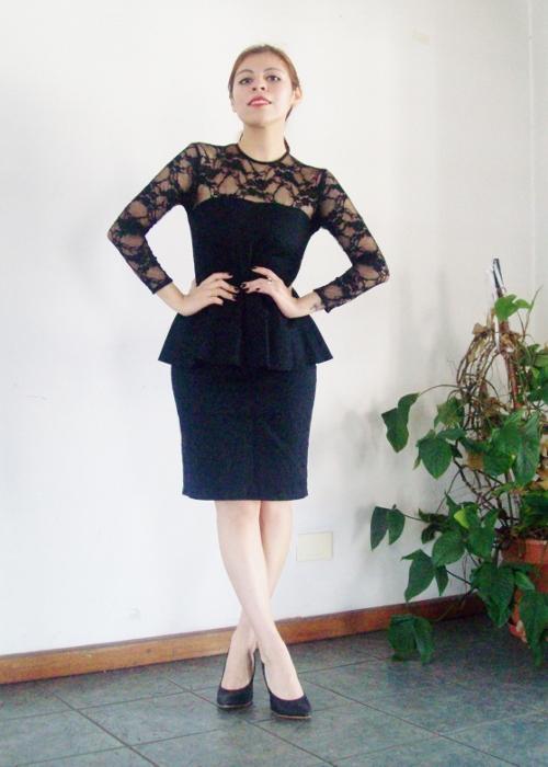 black-dress-cocktail-lace-peplum-winter2015-streetstyle-lbd-10
