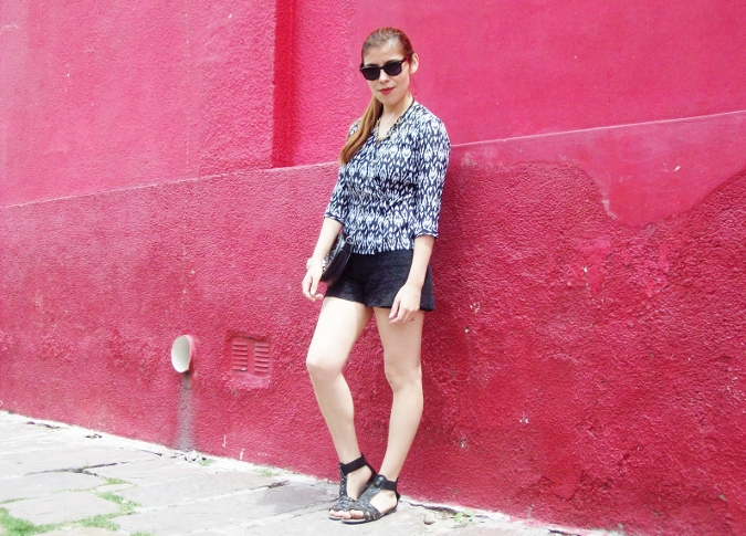 blackandwhite-printed-blouse-summer2015-streetstyle-casual08