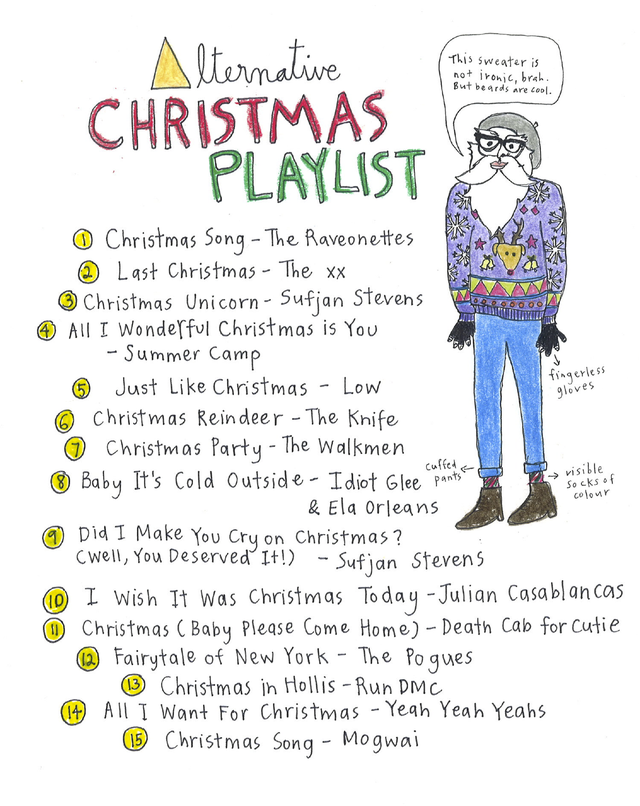 christmas-playlist-alternative