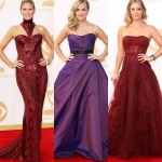 RED CARPET TRENDS: EMMY AWARDS 2013