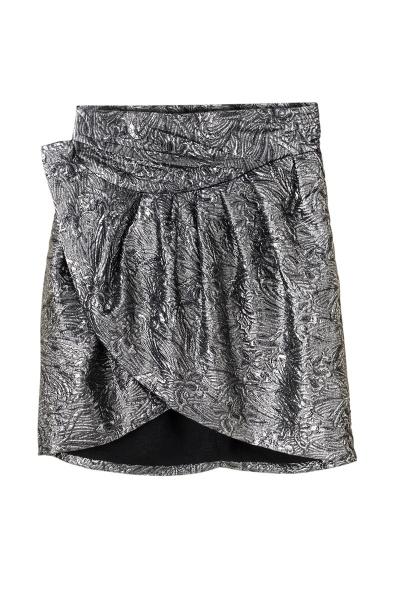 falda forma tulipan drapeados frontales tejido metalizado (400x600)