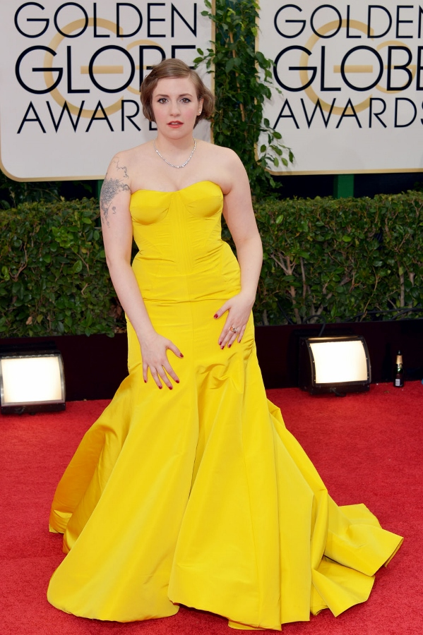 71st Annual Golden Globe Awards - Arrivals