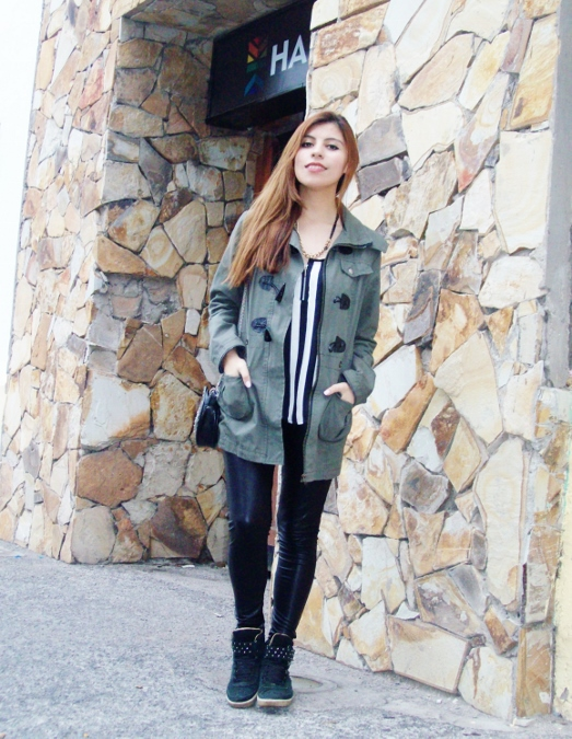 parka-military-green-anorak-stripes-faux-leather-leggings-fall2014-streestyle04