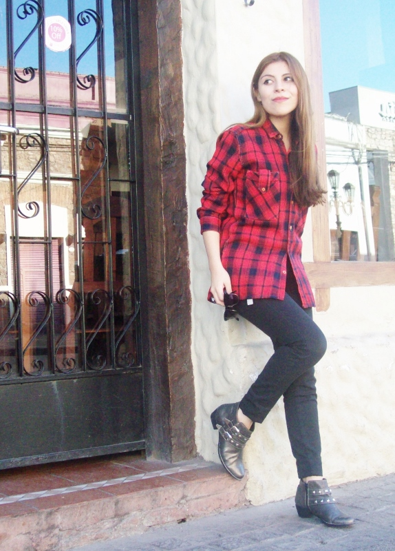 tartan-plaid-booties-blogger-streetstyle-red066