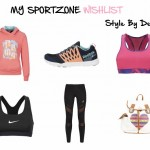 KEEP FIT AND KEEP CHIC: SPORTZONE WISHLIST