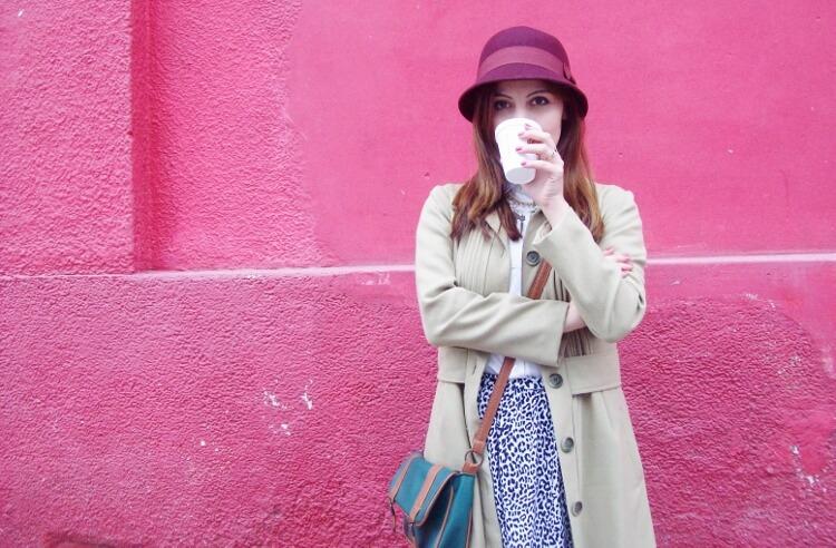 camel-coat-printed-skirt-black-tights-burgundy-cloche-hat-winter2015-streetstyle03