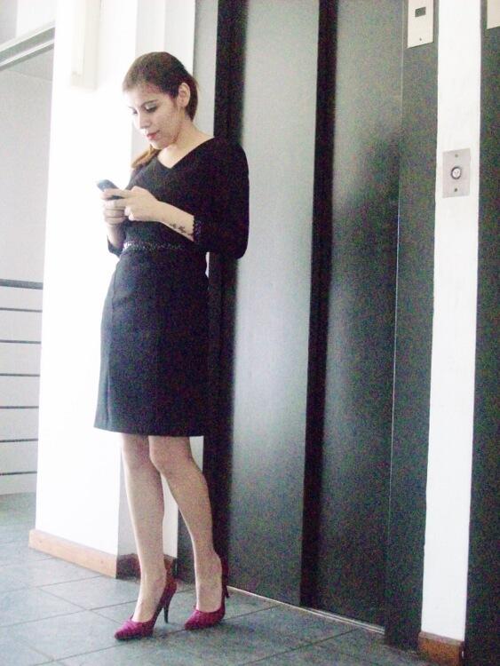 lbd-black-dress-houndstooth-shoes-stilettos-office-chic-stylish-officewear02