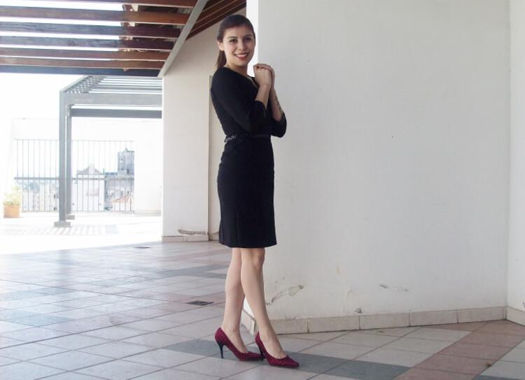 lbd-black-dress-houndstooth-shoes-stilettos-office-chic-stylish-officewear07