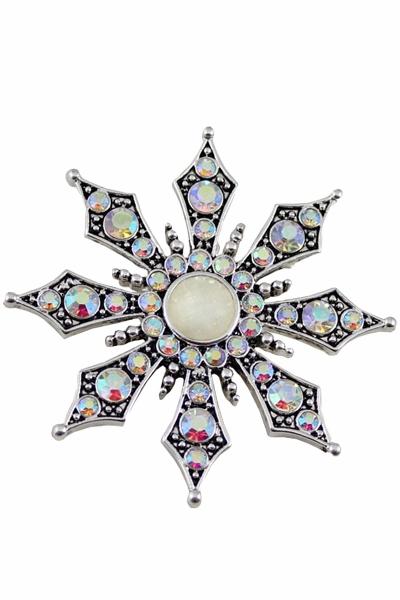 christmas-plated-single-snowflake-shape-brooch-pin (400x600)